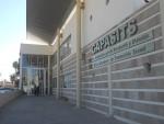 CAPASITS, Centros Ambulatorios de Prevención y Atención en SIDA e ITS. (José Abraham Rubio Zamora/Borderzine.com)