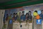 The dinning room at El Comedor. (Cheryl Howard/Borderzine.com)