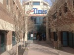 After 20 years at the N. Campbell building, the El Paso Times is expected to move and relocate to their new place at the corner of Overland and Paisano. (Paul Reynoso/Borderzine.com)