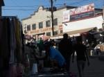 El programa del Gobierno Municipal para renovar el Centro Histórico de Ciudad Juárez sería la razón detrás de las recientes agresiones policiales a las sexoservidoras. (José Abraham Rubio Zamora/Borderzine.com)