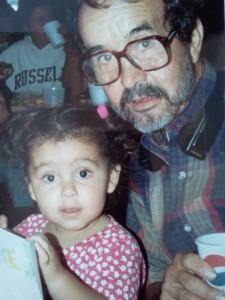 Mike Martinez, my grandfather. (Courtesy of Rebecca Guerrero)