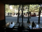 La Malinche's downtown restaurant has a view of San Jacinto Square. (Melita Garza/Borderzine)