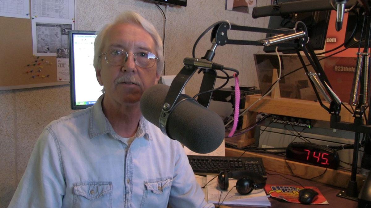 "Mike ""Sarge"" Preston, Program Director and DJ at KOFX 92.3"