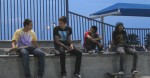 Having skate parks for El Paso's action sports enthusiast also draws them more into the community, and according to Robertson, helps encourage good citizenship. (David A. Reyes)