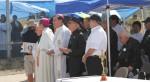 Solidarity Service Prayer at Anapra, NM