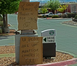 Homeless veterans in El Paso are estimated to be around 200 according to Casa Vida de Salud.