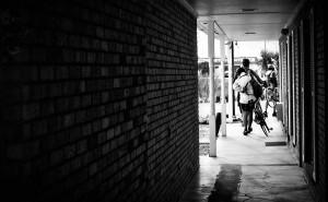 Día 2 de Pedaleando por la justicia. (Jacqueline Armendariz Reynolds/Borderzine.com)