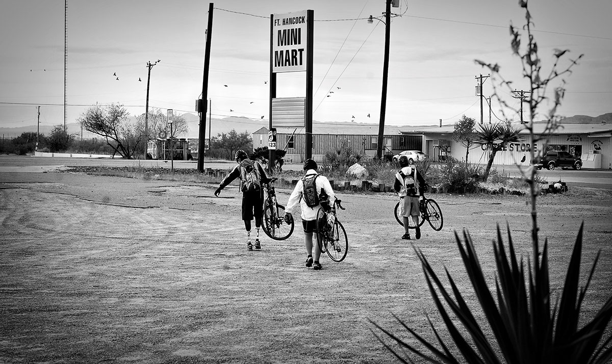 Day  four – Mexicanos en Exilio – pedaling for ..