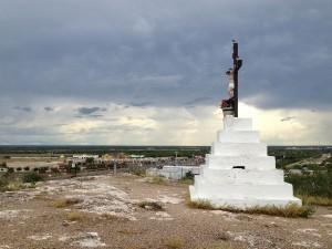 Santa Cruz in Rio Grande City, Texas. (Sergio Chapa/Borderzine.com)