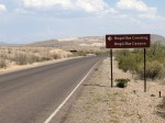 Boquillas del Carmen is unique border crossing inside Big Bend National Park. (Sergio Chapa/Borderzine.com)