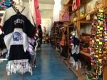 Souvenirs for sale at a lonely store in Boquillas del Carmen. (Sergio Chapa/Borderzine.com)
