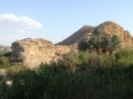 The rugged terrain along the Rio Grande River. (Sergio Chapa/Borderzine.com)