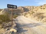 Dirt roads provide access to the Rio Grande River Big Bend National Park. (Sergio Chapa/Borderzine.com)