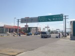 Welcome to Ojinaga, Chihuahua. (Sergio Chapa/Borderzine.com)