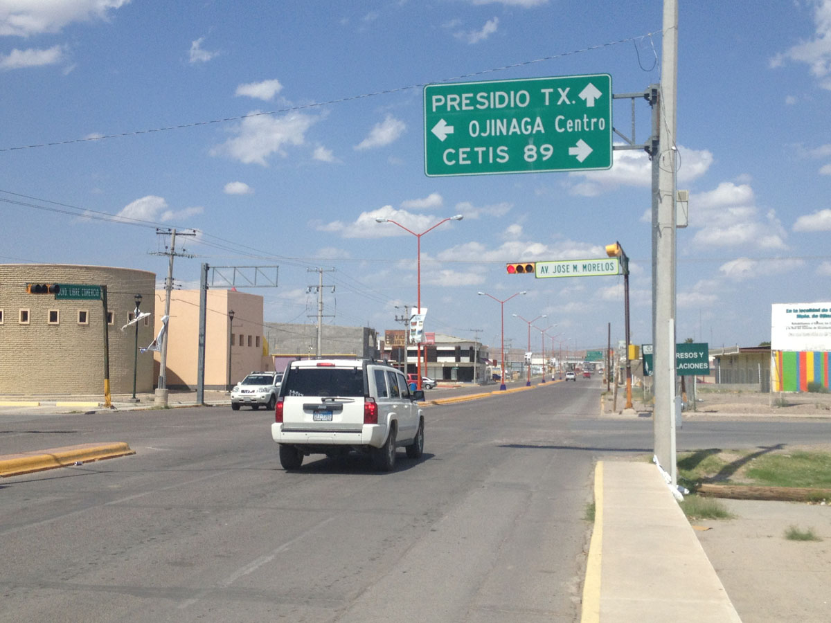 Is ojinaga mexico safe