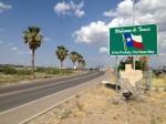 Welcome to Texas. (Sergio Chapa/Borderzine.com)