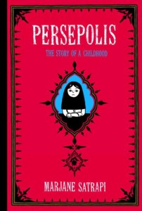 Persépolis por Marjane Satrapi.