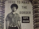 Here to make the border safe again. (Sergio Chapa/Borderzine.com)