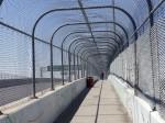 The Cordova International Bridge is known as the Bridge of the Americas. (Sergio Chapa/Borderzine.com)
