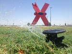 El Monumento X in Ciudad Juarez. (Sergio Chapa/Borderzine.com)