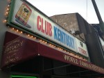 The Kentucky Club was once a very popular watering hole for tourists. (Sergio Chapa/Borderzine.com)