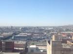 The sprawling border cities of El Paso and Ciudad Juarez. (Sergio Chapa/Borderzine.com)