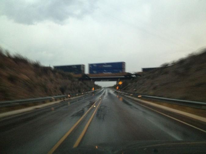 highway to el paso  borderzine