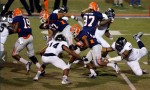 UTEP running back Josh Bell at a recent game vs FIU. (Ivan Pier Aguirre/Courtesy of UTEP Athletics)