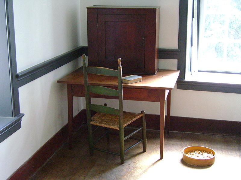 Shaker furniture. (©Doug Coldwell)