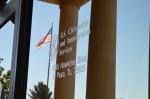 U.S. Citizenship and Immigration Services building in Downtown El Paso. (Vianey Alderete/Borderzine.com)