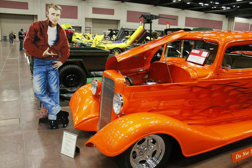 Autorama shows off the beauty and the beast in all types of custom cars