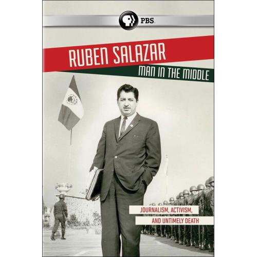 PBS' documentary Ruben Salazar: Man in the Middle will be previewed at UTEP on April 9 at the Union Cinema at 6pm.