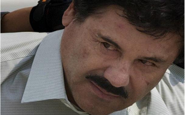 """Joaquin Guzman Loera, """"El Chapo""""."""
