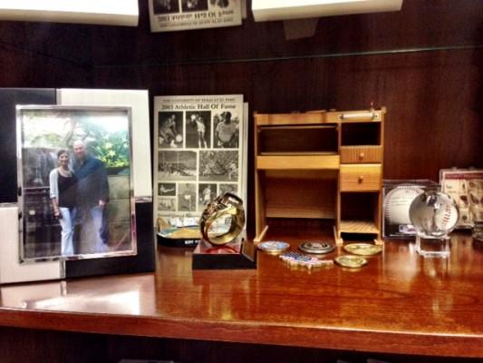 Paul Dunham desk
