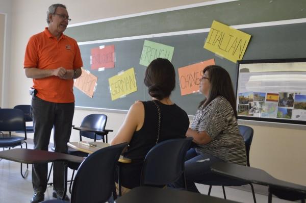 Alfredo Urzua Language and Linguistics Professor