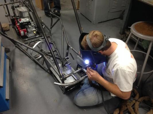 buggy Welding