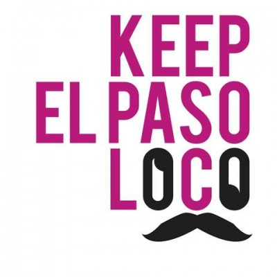 Keep El Paso Loco is one of the most famous logos created by Proper Printshop owners. (Photo courtesy of Proper Printshop)