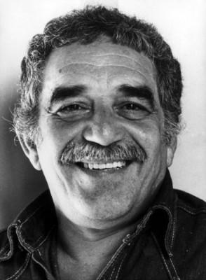 Gabriel García Márquez (March 6, 1927, Aracataca, Colombia - April 17, 2014, Mexico City, Mexico)