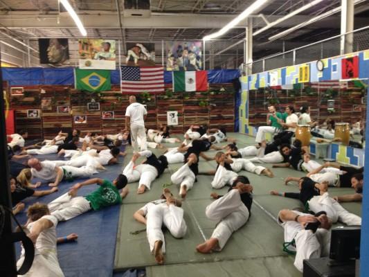 Capoeira Quinto Sol Studio
