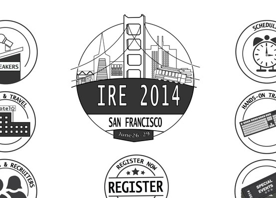 Investigative reporters and Editors 2014 Conference at San Francisco.