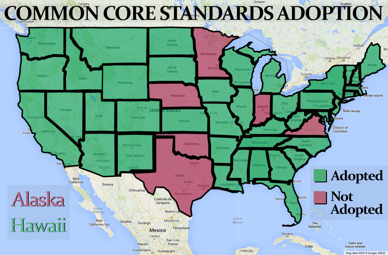 Rural Schools Struggle To Roll Out Online Common Core Tests