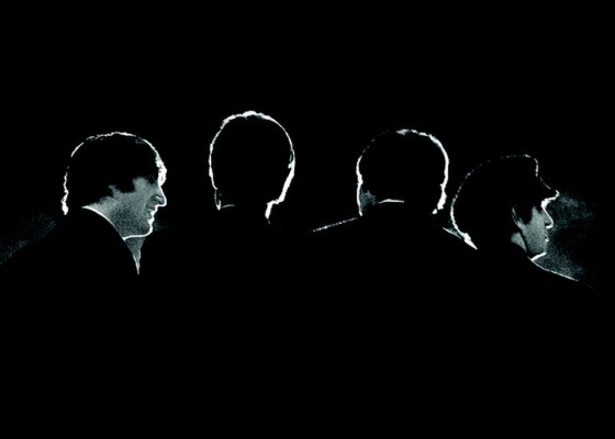 The Beatles, first U.S. concert, Washington, D.C. --1964 .Photo by Mike Mitchell
