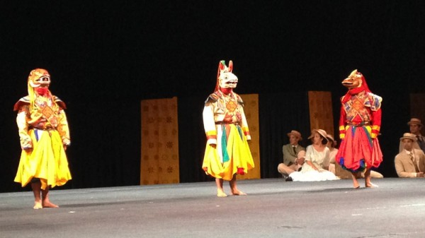 In 2013, Handel's Acis and Galatea was the first opera to be performed in Bhutan. This year it came to El Paso.