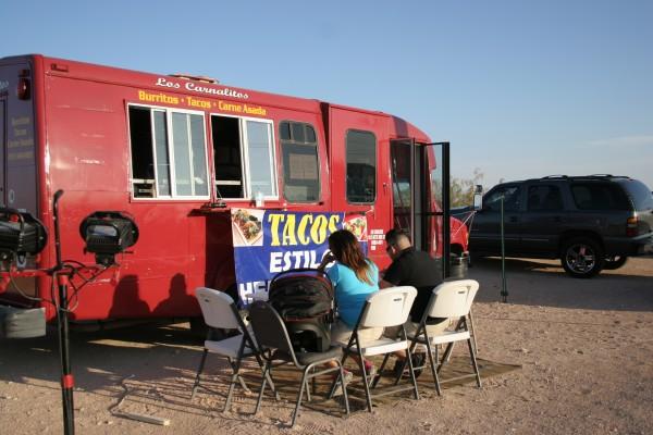 Food Trucks El Paso Zaragoza