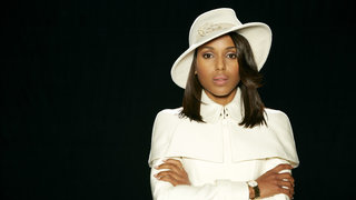 Kerry Washington as Olivia Pope in Scandal. Photo courtesy ABC.