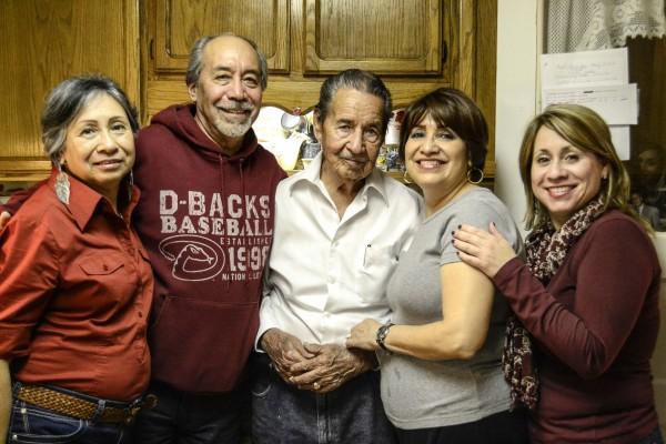 The Saucedo Family