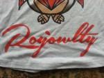 Esta es la firma de la marca de ropa del joven Héctor Fabián Ruiz.