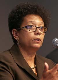 Dori Maynard. Photo courtesy Maynard Institute for Journalism Education.