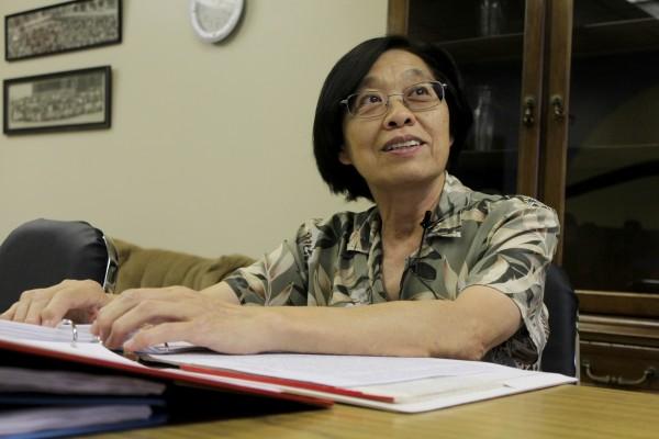 Maria Christina Woo