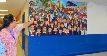 La Fe mural photo
